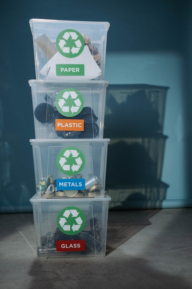 Waste and Recycling Management Services Business Bank UK